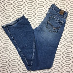 BKE Couture Stretch Bootcut Jeans Size 28